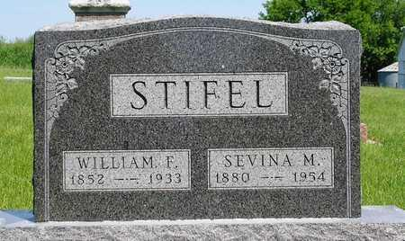 STIFEL, SEVINA M. - Madison County, Iowa | SEVINA M. STIFEL