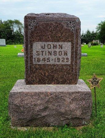 STINSON, JOHN - Madison County, Iowa | JOHN STINSON