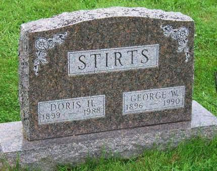 STIRTS, DORIS HILDRED - Madison County, Iowa | DORIS HILDRED STIRTS