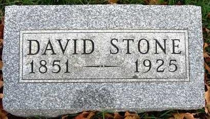 STONE, DAVID - Madison County, Iowa | DAVID STONE