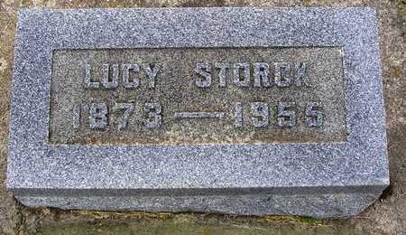 STORCK, ALBERTINA LUCY - Madison County, Iowa | ALBERTINA LUCY STORCK