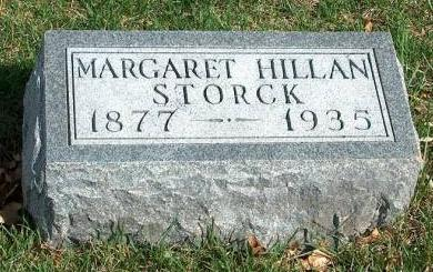 STORCK, MARGARET M. - Madison County, Iowa | MARGARET M. STORCK
