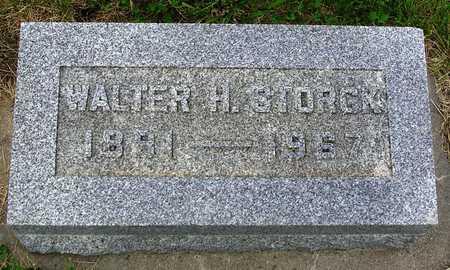STORCK, WALTER HENRICH - Madison County, Iowa | WALTER HENRICH STORCK