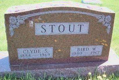 STOUT, BIRD W. (TED) - Madison County, Iowa | BIRD W. (TED) STOUT