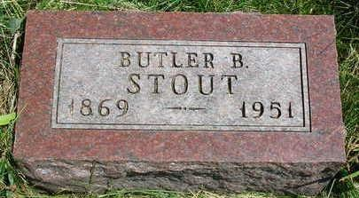 STOUT, BUTLER BIRD - Madison County, Iowa | BUTLER BIRD STOUT