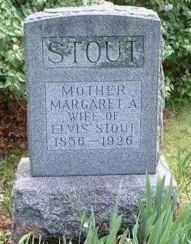 STOUT, MARGARET ANN - Madison County, Iowa | MARGARET ANN STOUT
