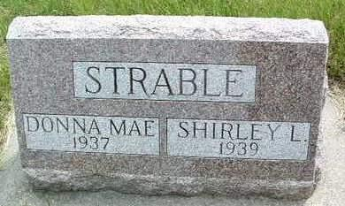 STRABLE, DONNA MAE - Madison County, Iowa | DONNA MAE STRABLE