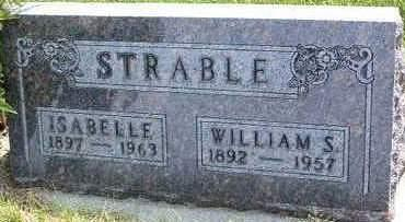 STRABLE, ISABELLE - Madison County, Iowa | ISABELLE STRABLE