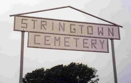 STRINGTOWN, CEMETERY - Madison County, Iowa | CEMETERY STRINGTOWN