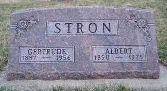 STRON, ALBERT - Madison County, Iowa | ALBERT STRON