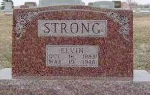 STRONG, ELVIN - Madison County, Iowa | ELVIN STRONG