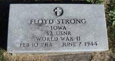 STRONG, FLOYD - Madison County, Iowa | FLOYD STRONG