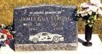 STRONG, JAMES GUY - Madison County, Iowa | JAMES GUY STRONG