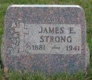 STRONG, JAMES EDWARD - Madison County, Iowa | JAMES EDWARD STRONG
