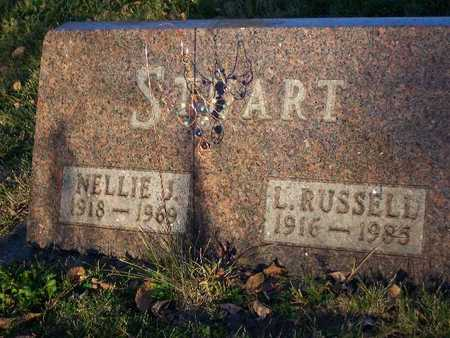 STUART, LLOYD RUSSELL - Madison County, Iowa | LLOYD RUSSELL STUART
