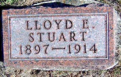 STUART, LLOYD EDGAR - Madison County, Iowa | LLOYD EDGAR STUART