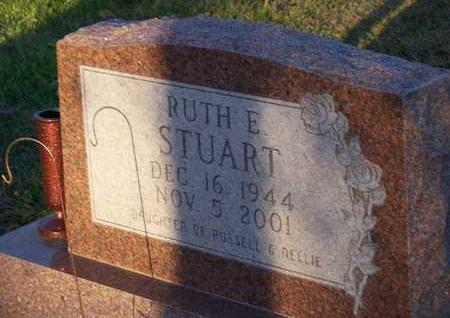 STUART, RUTH E. - Madison County, Iowa | RUTH E. STUART