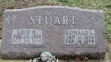 STUART, RONALD LOUIE - Madison County, Iowa | RONALD LOUIE STUART