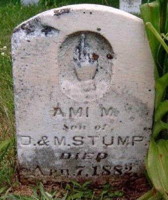 STUMP, AMI M. - Madison County, Iowa | AMI M. STUMP