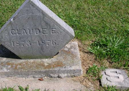 STURMAN, CLAUDE E. - Madison County, Iowa | CLAUDE E. STURMAN