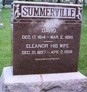 SUMMERVILLE, ELEANOR - Madison County, Iowa | ELEANOR SUMMERVILLE
