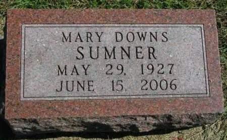 SUMNER, MARY ANN - Madison County, Iowa | MARY ANN SUMNER