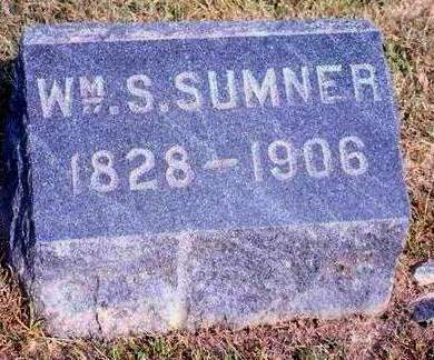 SUMNER, WILLIAM SYLVESTER - Madison County, Iowa | WILLIAM SYLVESTER SUMNER