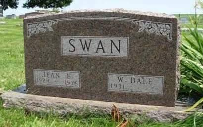 SWAN, W. DALE - Madison County, Iowa | W. DALE SWAN