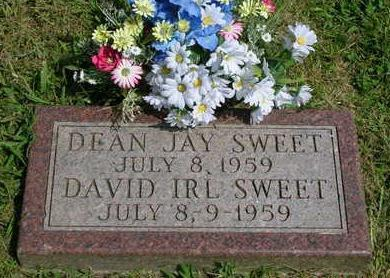 SWEET, DEAN JAY - Madison County, Iowa | DEAN JAY SWEET