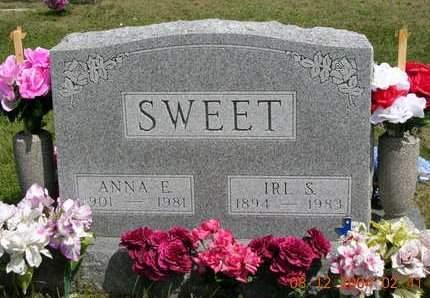 SWEET, IRL SAMUEL - Madison County, Iowa | IRL SAMUEL SWEET