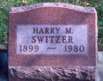 SWITZER, HARRY MERRILL - Madison County, Iowa | HARRY MERRILL SWITZER