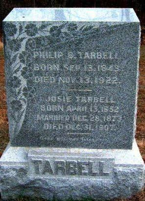 TARBELL, PHILIP B. - Madison County, Iowa | PHILIP B. TARBELL