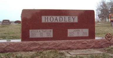 TAYLOR DUFF, STELLA - Madison County, Iowa | STELLA TAYLOR DUFF