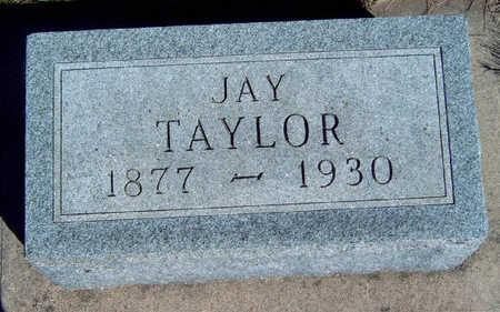 TAYLOR, JAY H. - Madison County, Iowa | JAY H. TAYLOR