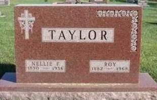 TAYLOR, ELROY (ROY) - Madison County, Iowa | ELROY (ROY) TAYLOR