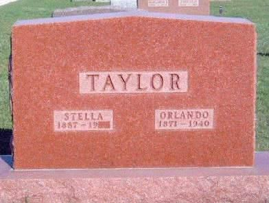 TAYLOR, ORLANDO L. - Madison County, Iowa | ORLANDO L. TAYLOR