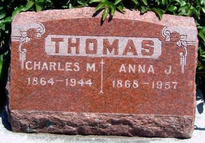 THOMAS, CHARLES M - Madison County, Iowa | CHARLES M THOMAS