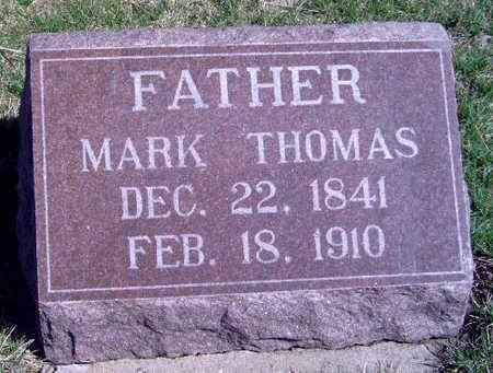THOMAS, MARK - Madison County, Iowa | MARK THOMAS