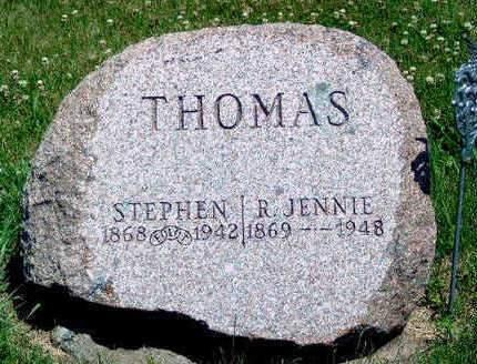 THOMAS, STEPHEN - Madison County, Iowa | STEPHEN THOMAS