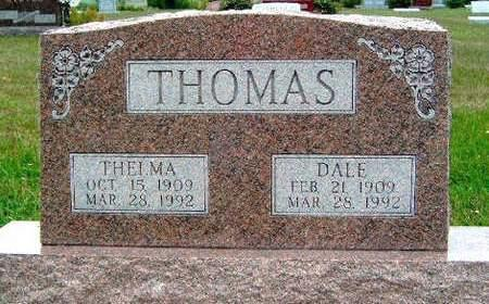 THOMAS, THELMA - Madison County, Iowa | THELMA THOMAS