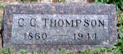 THOMPSON, CHRISTOPHER COLUMBUS - Madison County, Iowa | CHRISTOPHER COLUMBUS THOMPSON