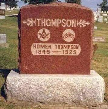 THOMPSON, HOMER S. - Madison County, Iowa | HOMER S. THOMPSON