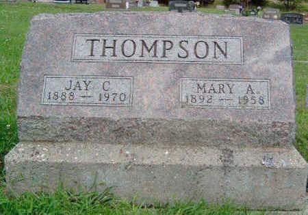 THOMPSON, J. C. - Madison County, Iowa | J. C. THOMPSON