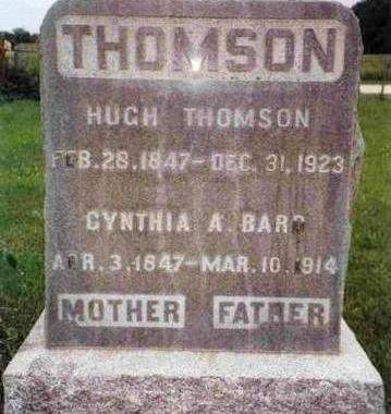 THOMSON, HUGH T. - Madison County, Iowa | HUGH T. THOMSON