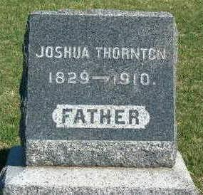 THORNTON, JOSHUA - Madison County, Iowa | JOSHUA THORNTON