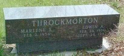 THROCKMORTON, MARLENE S. - Madison County, Iowa | MARLENE S. THROCKMORTON