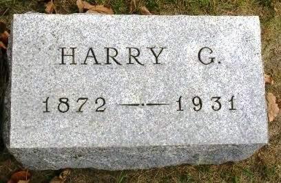 TIDRICK, HARRY GRANT - Madison County, Iowa | HARRY GRANT TIDRICK
