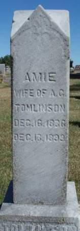 TOMLINSON, AMIE - Madison County, Iowa   AMIE TOMLINSON