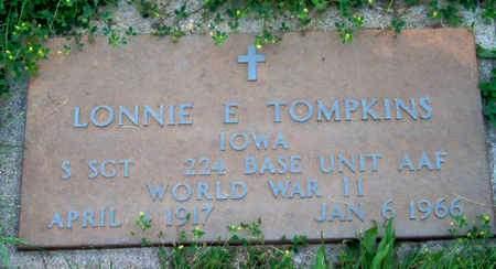 TOMPKINS, LONNIE EUGENE - Madison County, Iowa | LONNIE EUGENE TOMPKINS