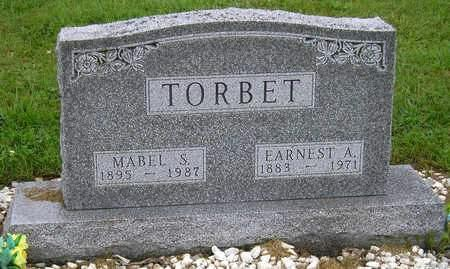TORBET, EARNEST A. - Madison County, Iowa | EARNEST A. TORBET